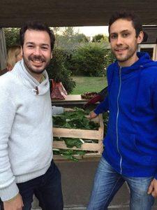 Renaud et Julien