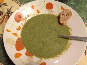 Soupe de Pourpier
